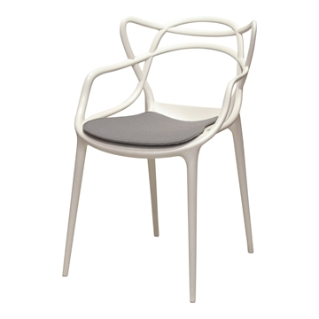 Lux Dyna i Remix 2 TYG till  Masters Chair, av Philippe Starck
